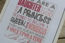 Little Girls/Daughters