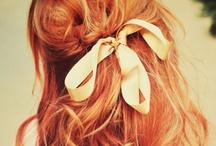 Hair / by Meaghan O'Connor