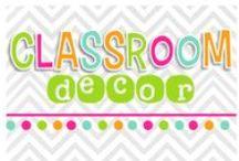 Classroom decor I WANT to do!