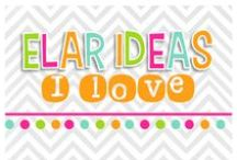 ELAR ideas I HEART! / by Nicole Alderson