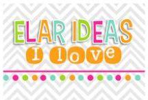 ELAR ideas I HEART!