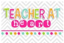 TEACHer at heart!