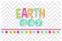 EARTH day! / by Nicole Alderson