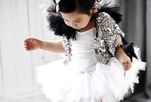 Kiddostyle / For my big girls, Roo and China Choo Choo. / by Emily Mo