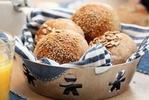 Bread / by Mable Jordan