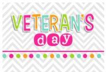 Veteran's Day / by Nicole Alderson