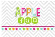 Apple FUN / by Nicole Alderson