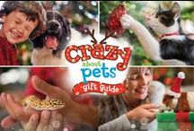 Petco Holiday Gift Guide / Crazy good gift ideas for pets and people. / by Petco
