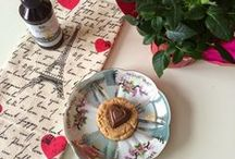 Valentine's Day Recipes / Delicious Valentine's Day inspired recipes created by Rodelle! Join us for fun and festive ideas that you can bake with l<3ve!