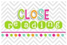 Close Reading / by Nicole Alderson