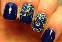 Nails!! / by Kyra Vanover