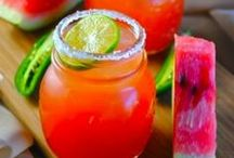 Summer Drinks / Our kick-off to summer cocktails!