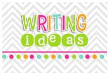 Writing Ideas / by Nicole Alderson
