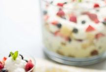 Fruit Dessert Recipes / Desserts and treats that feature natural fruit flavors!