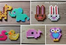 Perler Beads / by McCall Clifford