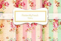 Pardon My French Bakery / My baking adventures... #PardonMyFrenchBakery / by Amanda Wert