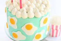 Easter Eats / Easter gatherings always have the best food! Let us inspire your special menu!