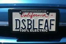 Zelectric Gallery: The Future is Electric / EV Vanity Plates #electriccar