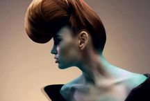 Haircuts / Hairstyling (Femme) / Inspiration / moodboards / fashion / haircuts / styling / makeup / more..