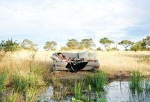 Destination Africa - Relais & Châteaux / Some of our most astonishing Relais & Châteaux in Africa