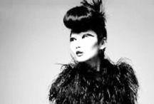 Black... / Moodboard | inspiration | design | fashion | fabrics