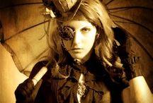 Steampunk...  / Moodboard | inspiration | design | fashion