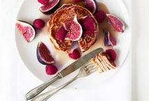 Pancakes / Healthy, Vegetarian and Delicious Pancakes Recipes Inspiration. You find the pancake pins I like at this board.