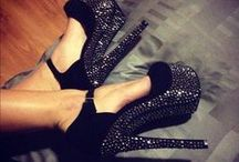 SHOES / Beautiful high heels & shoes that I LOVE. <3