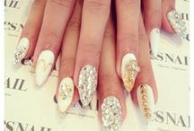 NAILS / My Nail art inspiration. <3