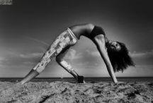 Yoga / Physical, mental and spiritual practices. Keep calm and do Yoga!
