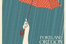 My Portland, Oregon / Vintage, great food, boutiques / by Holly Johnson