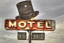 Motels, Neon and More... / by The Burb