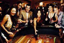 Gamble, Casino, Win... / Inspiration / moodboards / fashion / haircuts / styling / makeup / more..