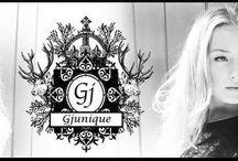 Gjunique / Gjunique couture collection, Gjunique design collection, By designers Gj Bennink