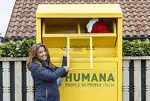 HUMANA People to People Italia / Le attività di HUMANA People to People Italia - www.humanaitalai.org