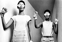 Space age... / Inspiration / moodboards / fashion / haircuts / styling / makeup / more..