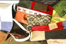 Bags (Torebki) / creative handmade bags