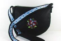 Bags with applications (Torebki z aplikacjami)
