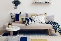 We work with: Ferm Living / Inspiration