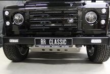 Land Rover Defender 90 / Customized Defender 90 Project - By RR CLASSIC