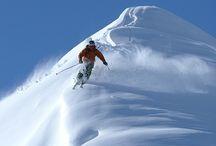 Skiing / Mountain skiing