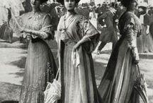 History Fashion / Amazing Historical Fashion Inspiration. You find the historical fashion pins I like at this board.
