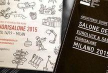 Salone & Fuorisalone 2015 / Milan, 14-19 April 2015 | What #CeramicaSantAgostinoloves about #Salonedelmobile and #Fuorisalone2015