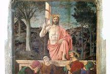 Vroege Renaissance ~ Piero della Francesca