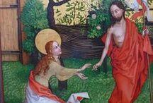 Renaissance in het Noorden ~ Martin Schongauer / ca. 1450 Colmar - 1491 Colmar? Zoon van de edelsmid Caspar Schongauer.