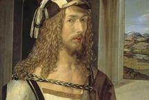 Renaissance in het Noorden ~ Albrecht Dürer / 1471 Neurenberg - 1528 Neurenberg. Leerling van Michael Wolgemut.