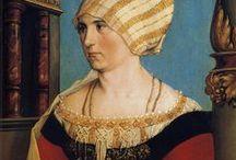 Renaissance in het Noorden ~ Hans Holbein de Jongere / ca. 1497 Augsburg - 1543 Londen. Opgeleid door zijn vader Hans Holbein de Oudere.