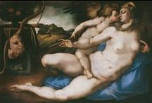 Maniërisme ~ Jacopo da Pontormo / Jacopo Carucci, ook wel Pontormo (24 mei 1494 Pontorme - 2 januari 1557 Florence)