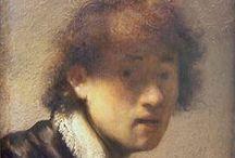 De Gouden Eeuw in De Nederlanden ~ Rembrandt van Rijn