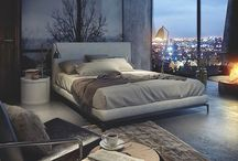 "➳ BEDROOM / "" a feeling of euphoria experienced when climbing into the bed after a long day. """